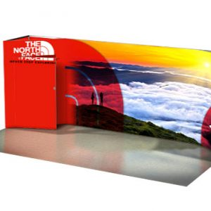 Panoramic 10x20 Curved K