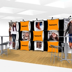 Xpressions CONNEX 20 Ft Trade Show Display Kit A