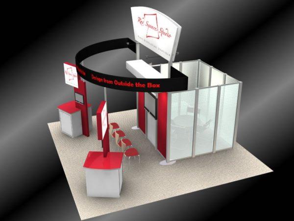 VK-5019 Visionary Designs Hybrid Island