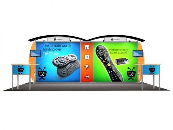 VK-2106 Sacagawea Portable Hybrid Display