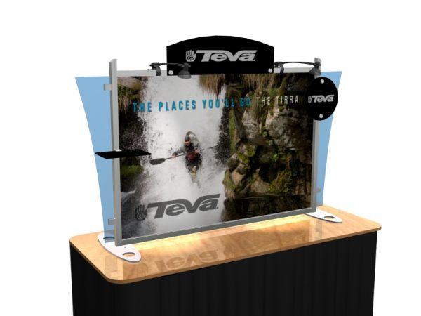VK-1291 Sacagawea Tabletop Display