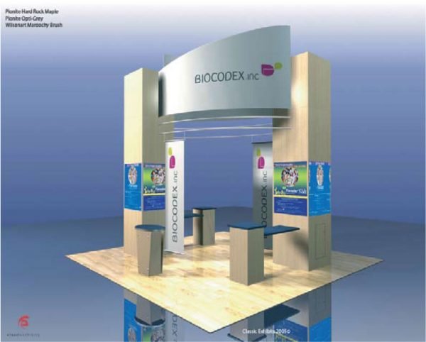 LTK 5306 Euro LT Custom Modular Exhibit