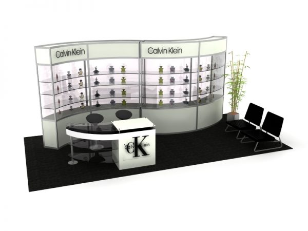 VK-2923 Visionary Designs Hybrid Exhibit