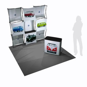 Xpressions EXPRESS Pop-Up Display Kit B
