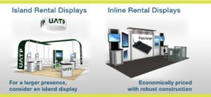 Trade Show Display Rental