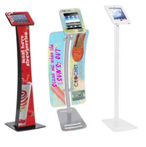 trade show ipad kiosks