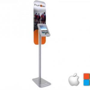 MOD-1369 Portable iPad Kiosk